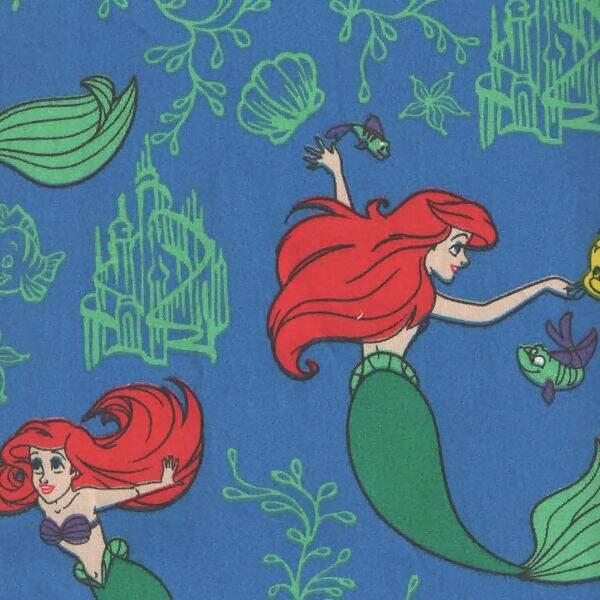 Tecido Estampado Colecao Disney Pequena Serei 0 50x1 50mt Compre Ja