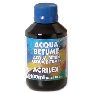 Acqua Betume - 100ml - Acrílex