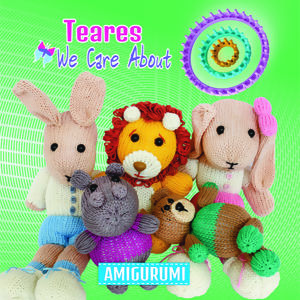 Tear Circular Manual Amigurumi - We Care About